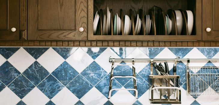 Tips For Kitchen Organization Working With Small Spaces Googobits