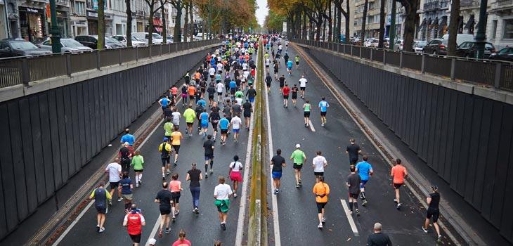 Running First 5K